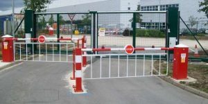 GATE BARRIERS & PARKING