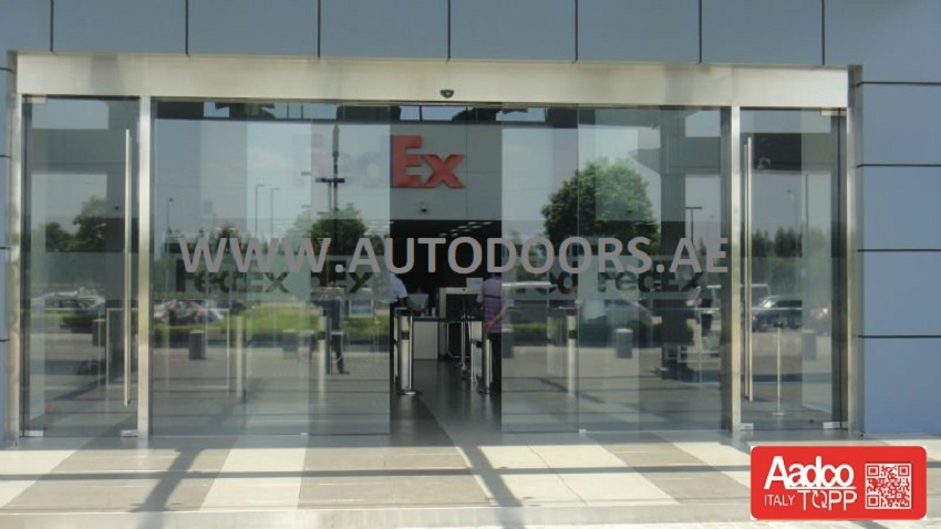 Automatic Telescopic Door in DUBAI SHARJAH AJMAN ALAIN ABUDHABI UNITED ARAB EMIRATES